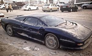 Classic Car Price Crash