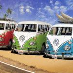 Retro Classics VW Campervan