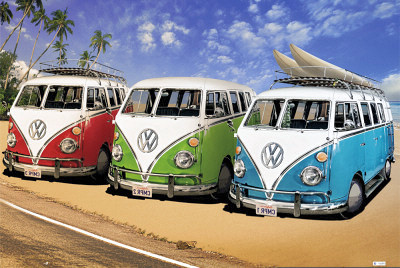 Why Do We Love The Classic Vw Campervan So Much