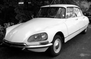 French Citroen DS