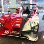 Audi R8 Le Mans Front