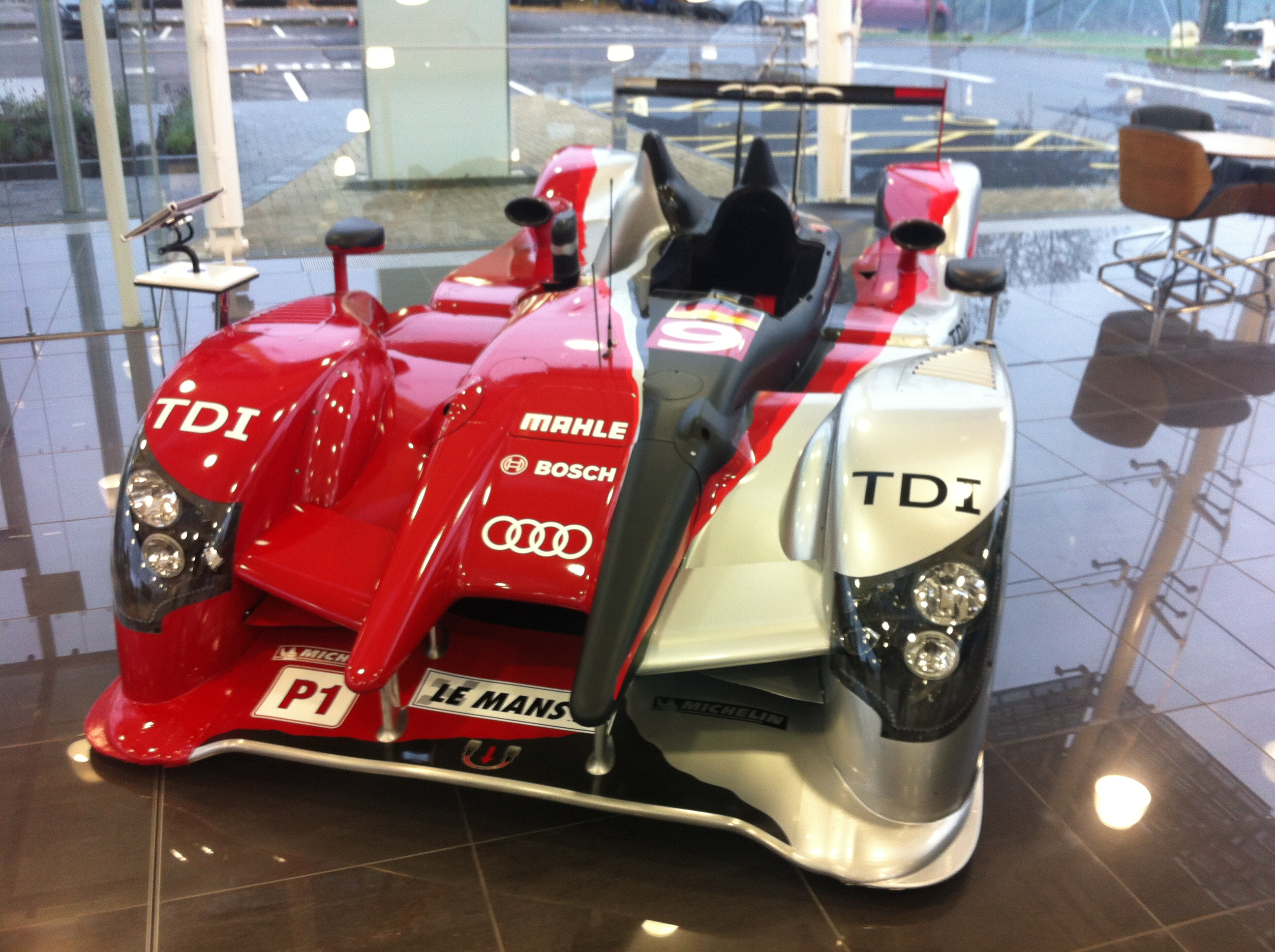 History of Audi Racing Team at Le Mans 24 Heures