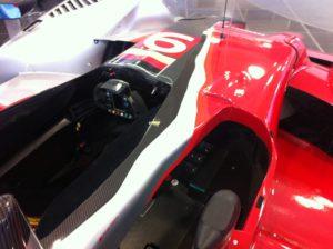 Audi R8 Le Mans Interior