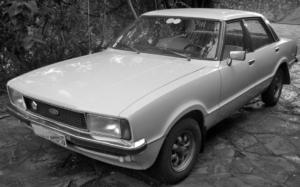 Ford Cortina MkIV