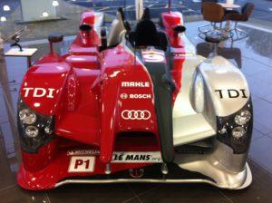 R8 Le Mans Front