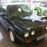 Black Golf Mk2