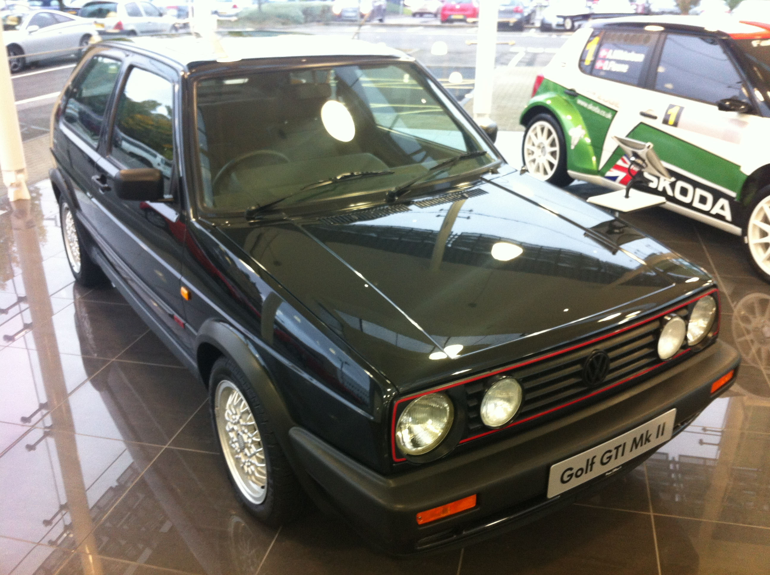 Trade Classics 187 The Best Golf Mk2 In The Country