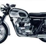 Triumph Bonneville Classic Motorbike