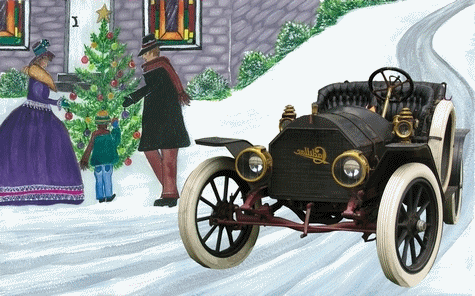 What could you put under the tree for your classic car ...