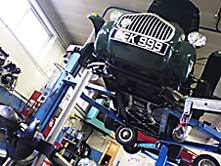 Classic Car MOT Garage