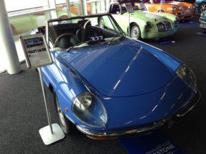 Alfa Spider Veloce 2000