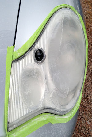 How To Restore Yellow Oxidised Scratched And Misty Plastic Car