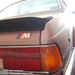 BMW-M6-E24-Rear