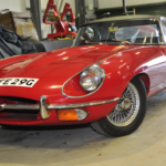 Jaguar Etype Convertible Auction