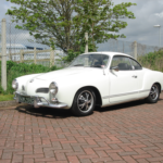 Karmann Ghia White