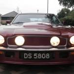 1970s Aston Martin V8 Vantage Spec