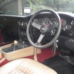 1970s Aston Martin V8 Vantage Spec Interior