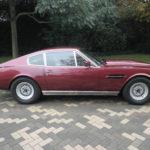 1970s Aston Martin V8 Vantage Spec Side