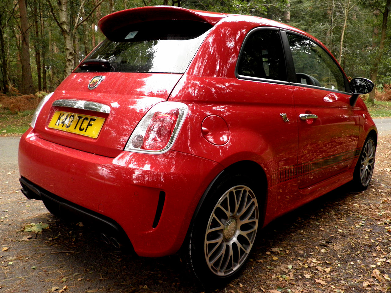The Abarth – fun, practical and one hooligan of a car and not a Fiat