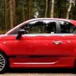 Abarth in Red