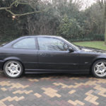 BMW E36 Side