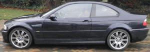 BMW E46 Side