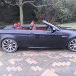 BMW E93 Side