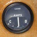 lucas amps guage