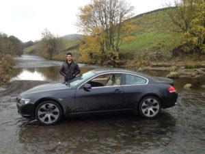 BMW 645ci River