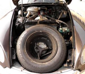 Citroen DS Engine Picture