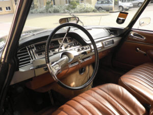 Citroen DS Interior Pic