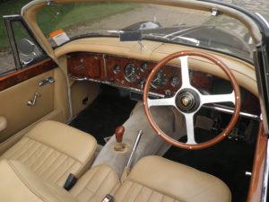 Jaguar XK15 Interior