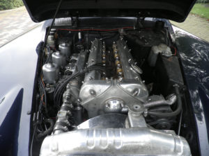 Jaguar XK150 Engine