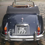 Jaguar XK150 Rear
