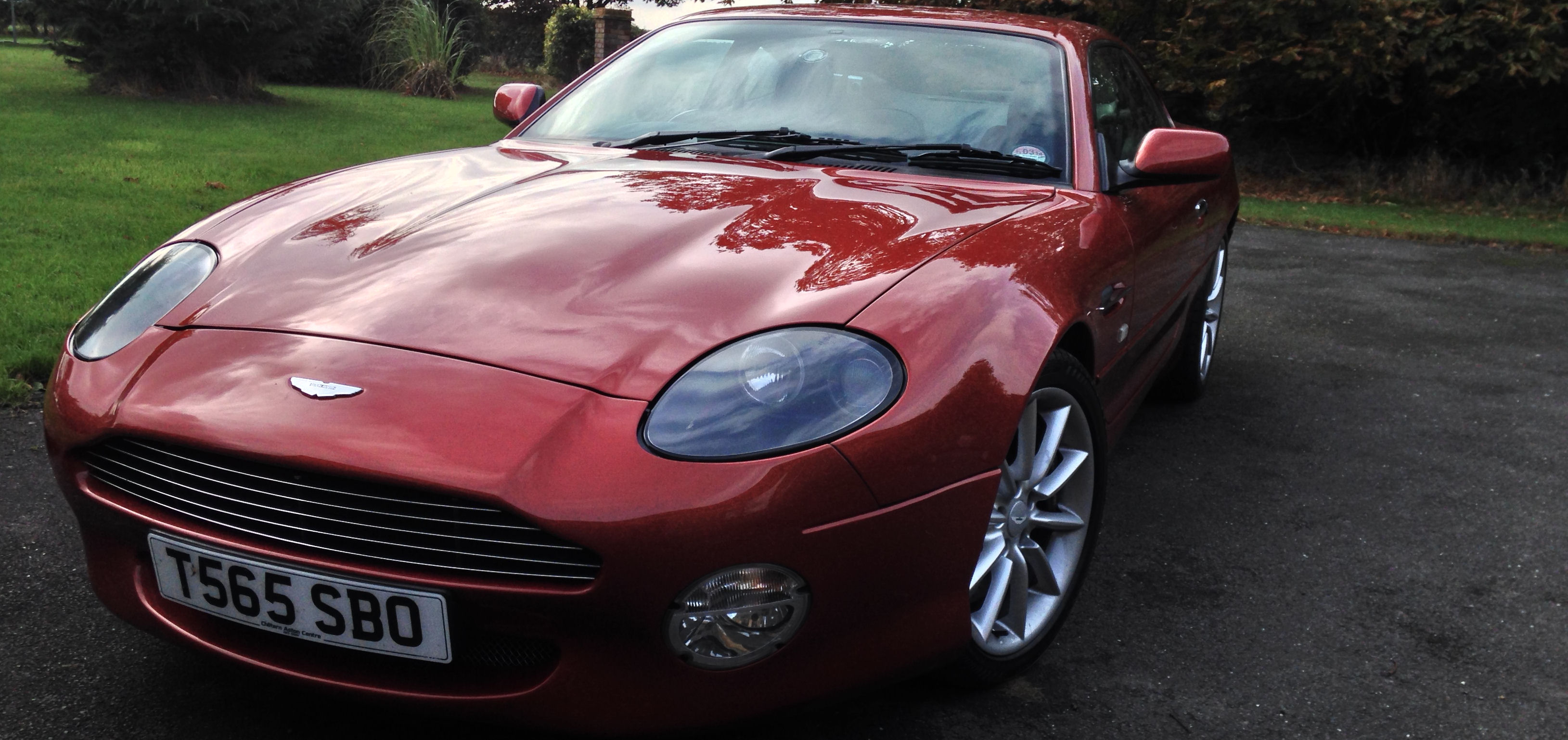 the aston martin db7 vantage simply a great investment