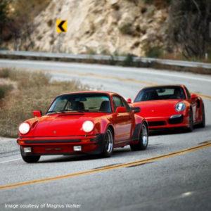 Magnus Walker 930 Turbo Red