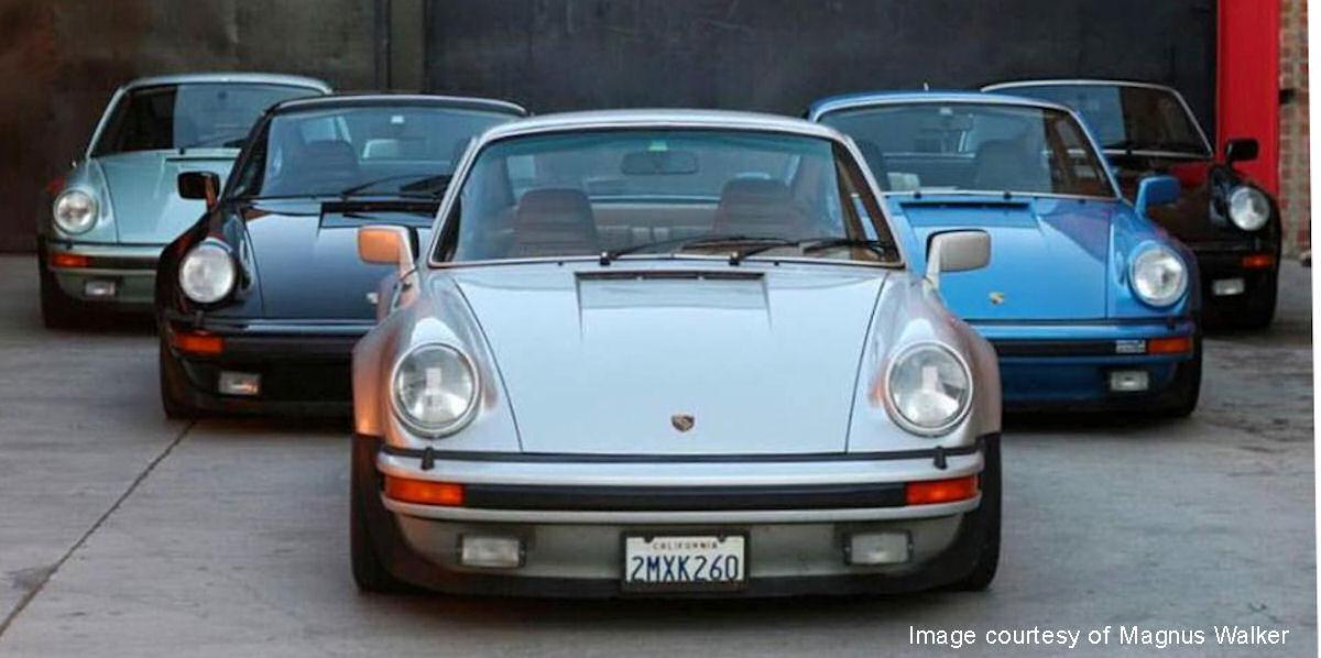 Porsche 930 Turbo Magnus Walker