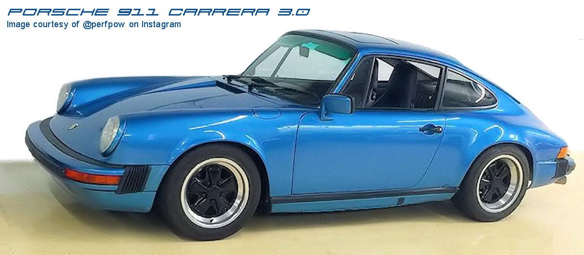 Porsche Carrera 3.0