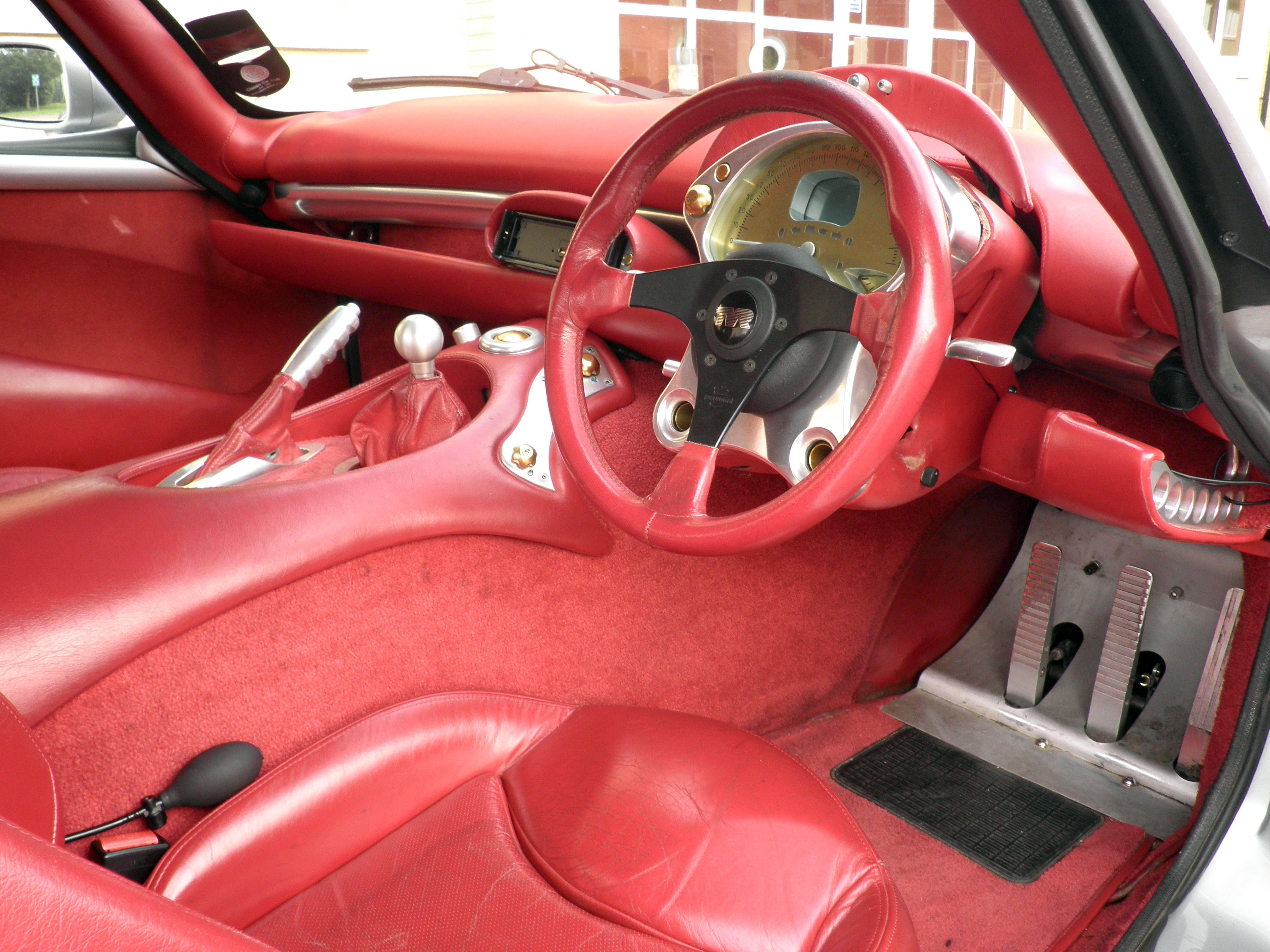 Trade Classics 187 The Tvr Tuscan An Alien S Car With