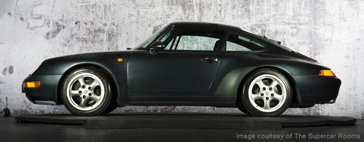 Porsche 911 – The Devil's Own Sportscar – Part 5 the Porsche 993 |