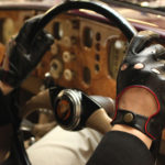Dents Driving Gloves Black