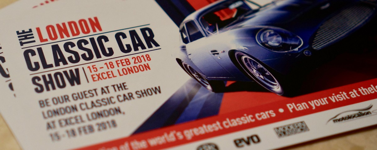 Trade Classics at The London Classic Car Show |