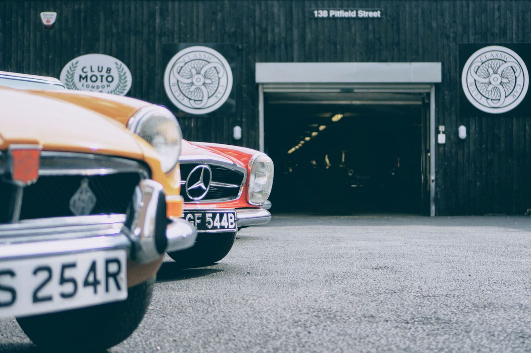 INTERVIEW WITH Nigel Case Classic Car Club London - Classic car club