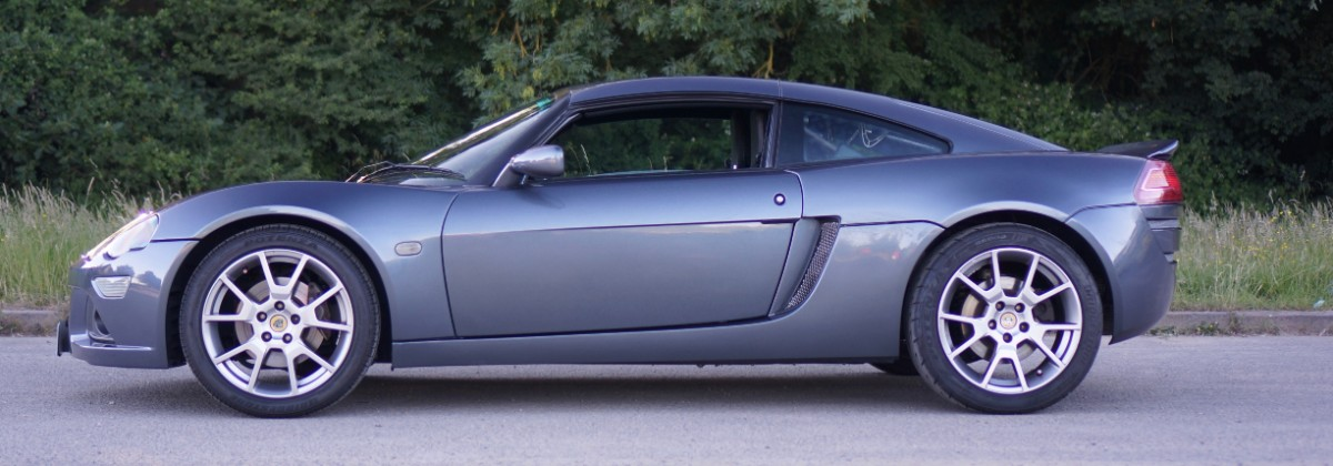 2006 Lotus Europa S
