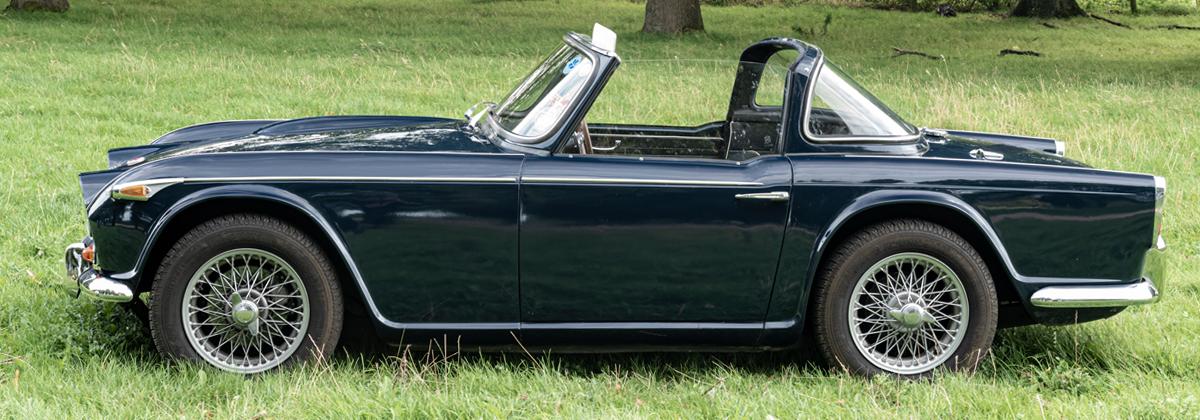 1967 Triumph TR4A |