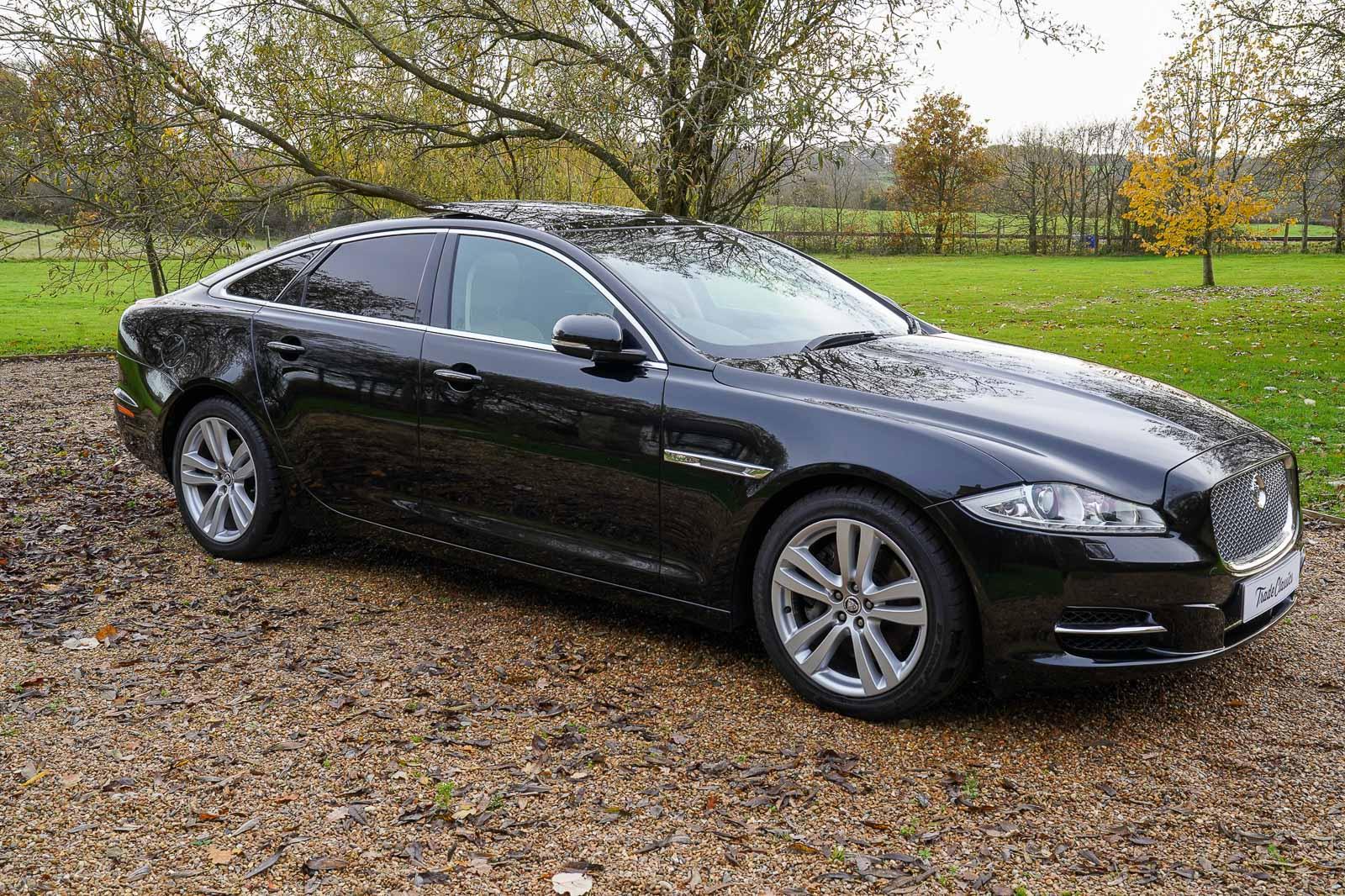 2010 Jaguar XJ Luxury V6 D